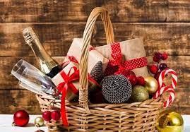 Como montar uma cesta de Natal